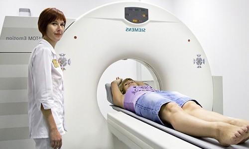 Достоинство спиральной томографии