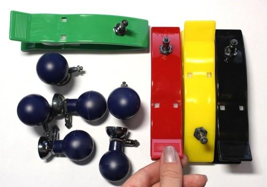 Грудные и конечностные электроды