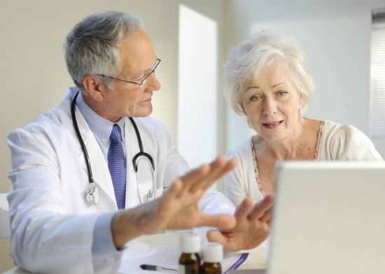Консультация с невропатологом