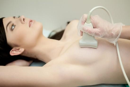 Ультразвуковое исследование груди