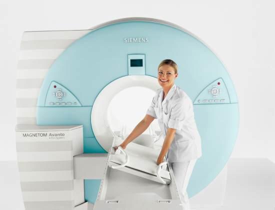 Магнитно-резонансный томограф Сименс