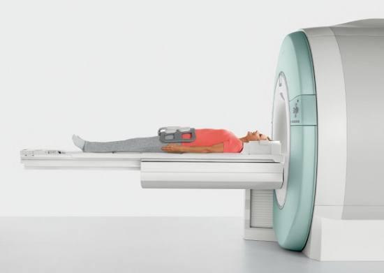 Процедура магнитно-резонансной томографии