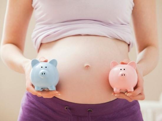 Малыши из двойни обычно имеют более низкий вес, чем у родившихся по одиночке