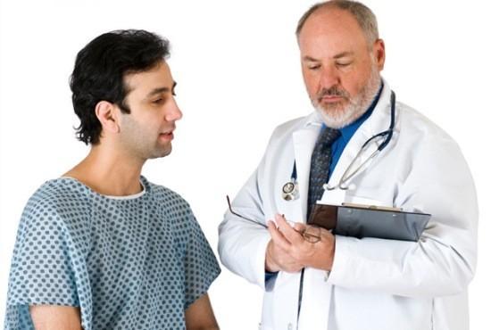 Метод проведения УЗИ простаты выбирает врач