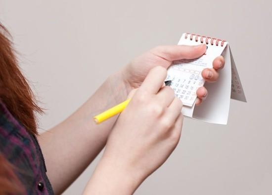 Акушерский срок рассчитывается с первого дня последней менструации