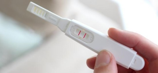 Определение беременности в домашних условиях