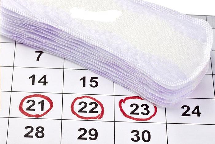 Календарь менструации