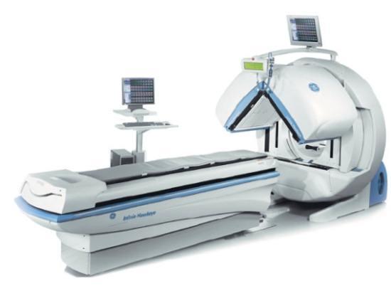 Однофотонно-эмиссионный компьютерный томограф