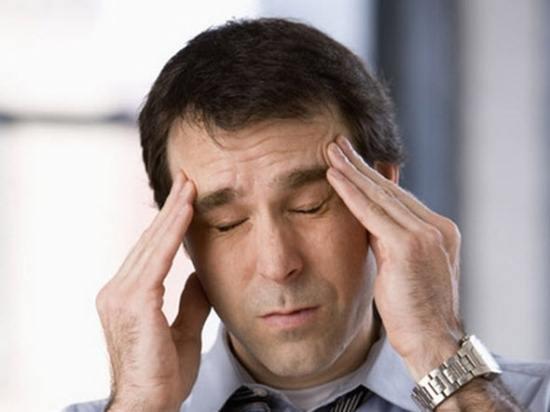 У мужчины после МРТ с контрастриваниепм болит голова