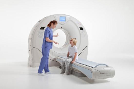 Младшим школьникам общая анестезия во время КТ уже не требуется