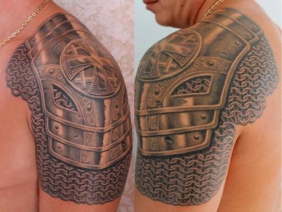 Татуировка может исказить томограмму