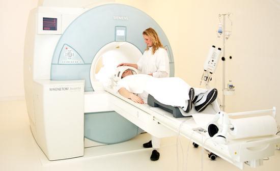 Магнитно-резонансная томография с введением контрастного вещества