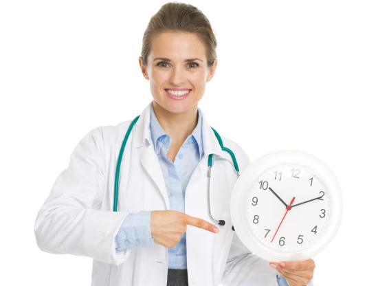 Продолжительность МРТ зависит от зоны исследования
