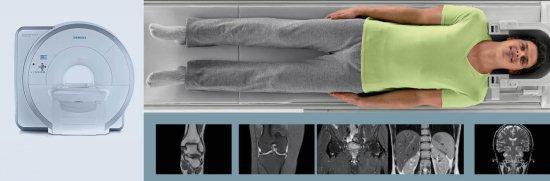 Диагностический скрининговый метод исследования всего организма с помощью МРТ
