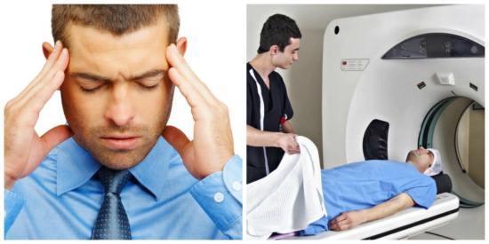 Магнитно-резонансная томография при головных болях