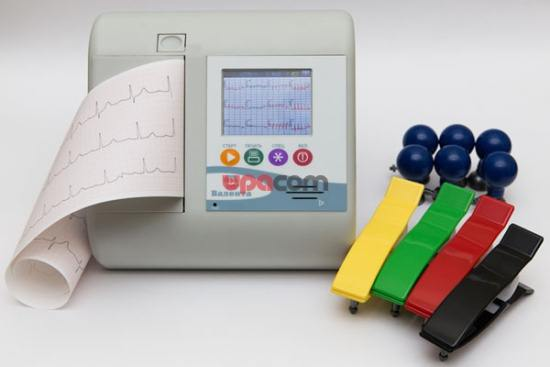 Аппарат для снятия ЭКГ