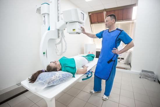 Рентгенологический метод исследования почек и мочевыводящих путей