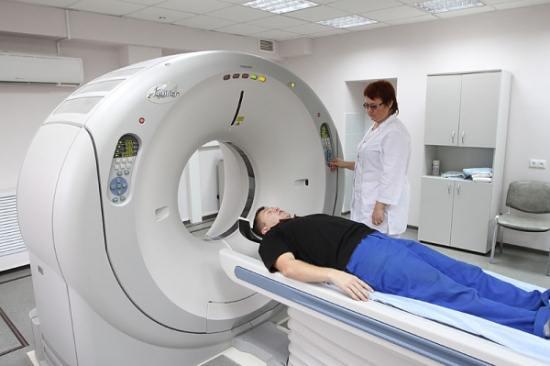 Мультиспиральная компьютерная томография носовых пазух