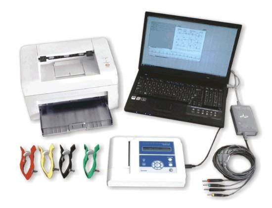 Электрокардиограф и устройство для обработки кардиоинтервалограмм