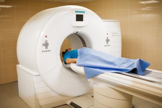 Компьютерная томография органов грудной клетки