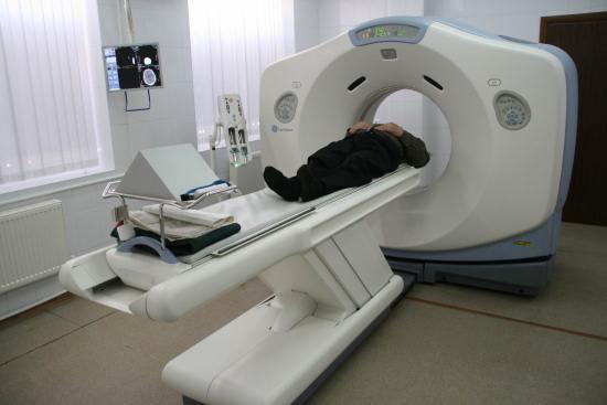 Компьютерная томография головного мозга широко используется для экстренной диагностики острых кровоизлияний