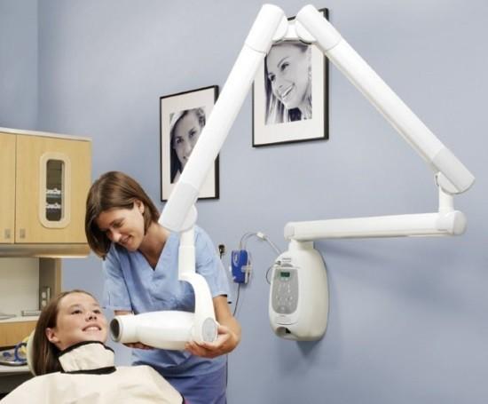 Визиограф стоматологический