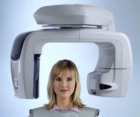 Панорамный стоматологический рентген-аппарат