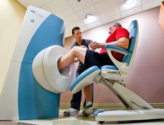 Магнитно-резонансная томография голеностопа