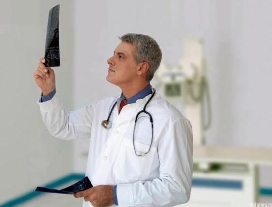 Рентгенография позволяет врачу поставить точный диагноз