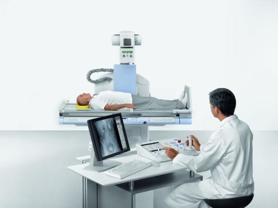Рентгеноскопия - это исследование в реальном масштабе времени