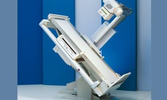 Современный рентгеновский диагностический комплекс