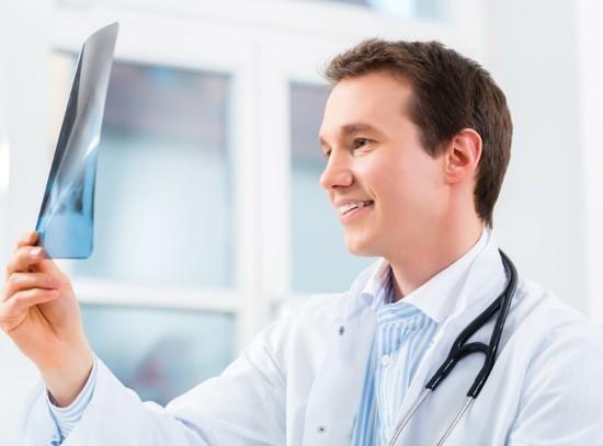 Рентгенолог дает врачебное заключения о состоянии турецкого седла