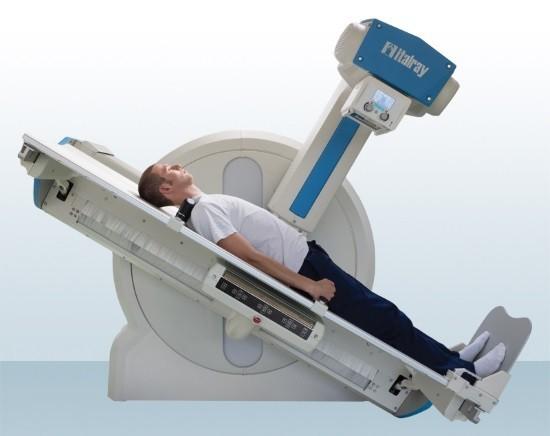 Телеуправляемый рентгеновский аппарат