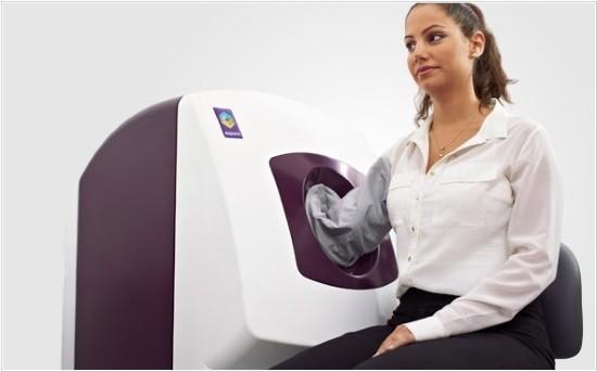Магнитно-резонансное исследование лучезапястного сустава