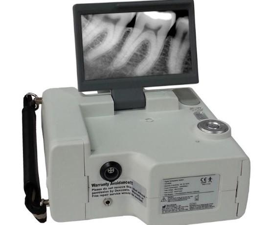 Компьютер, рентген, радиовизиограф