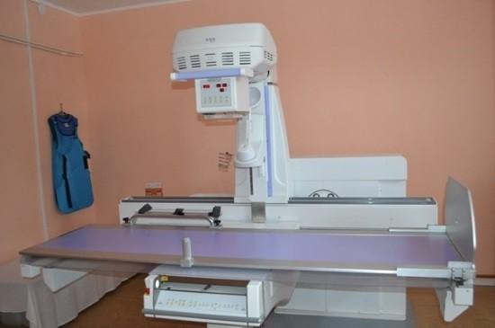 Современный рентгеновский аппарат