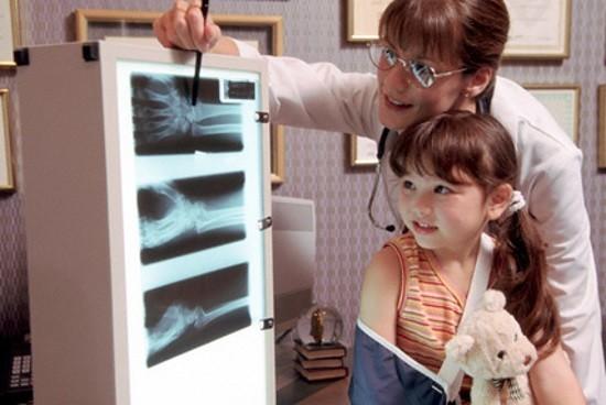 Одним из показаний к рентгенографии является травма