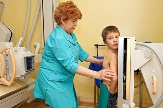 Рентгенологическое исследование ОГК