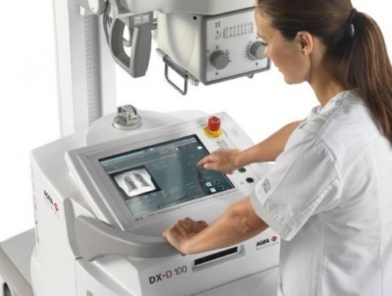 Цифровой рентген обладает меньшим радиационным воздействием, чем его пленочные аналоги