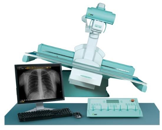 Современный рентгеновский комплекс