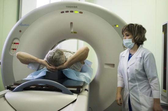 КТ используется для ранней диагностики и динамического наблюдения за течением различных заболеваний