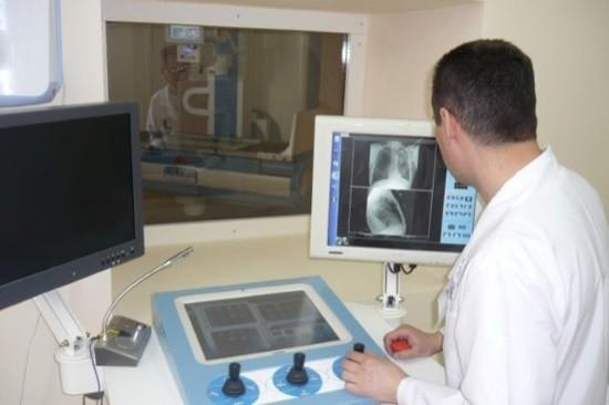 Проведение рентгенографии ОГК