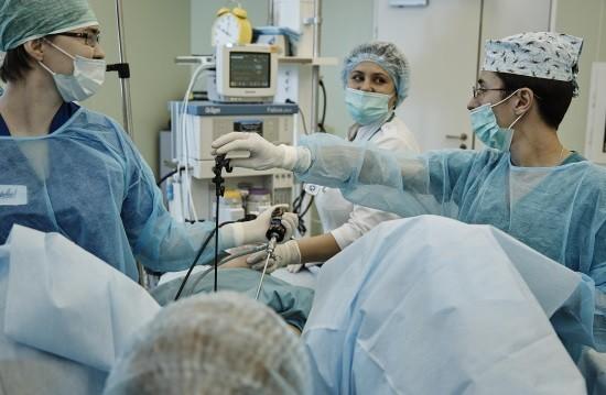 Спектр видов оперативного вмешательства с помощью лапароскопии весьма широк