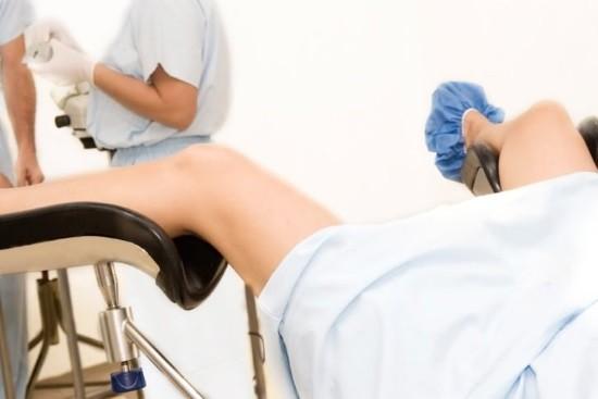 Осмотр у врача-гинеколога