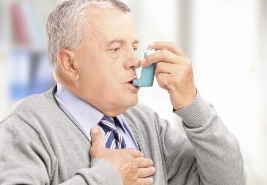 Пациент страдает бронхиальной астмой