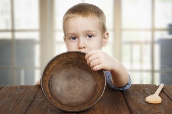К гастроскопии малыша надо подготовить