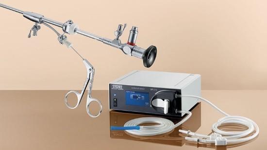 Гистероскоп имеет широкий спектр диагностических и лечебных возможностей
