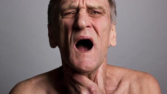 Чувство инородного тела в горле