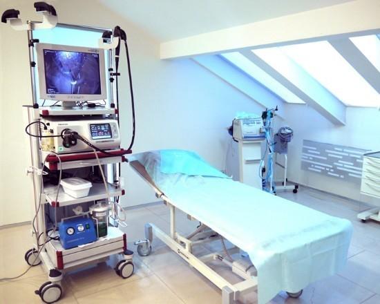 Кабинет для проведения эндоскопических исследований