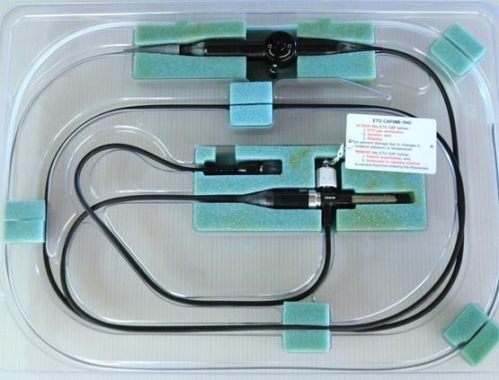Эндоскоп для исследования внутренней поверхности сосудов